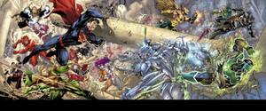Free Comic Book Day madness