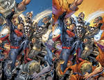 Justice League 9 Covers