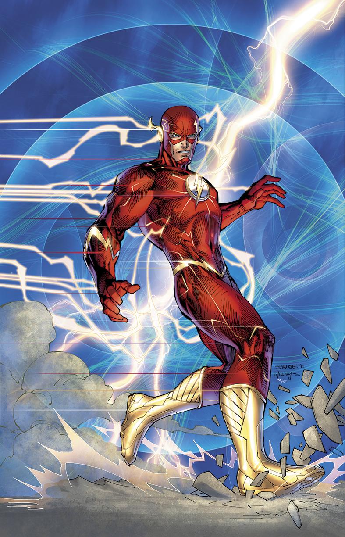 Flash no. 3 Variant Cover by sinccolor