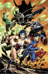 Justice League No.12 Pg 01