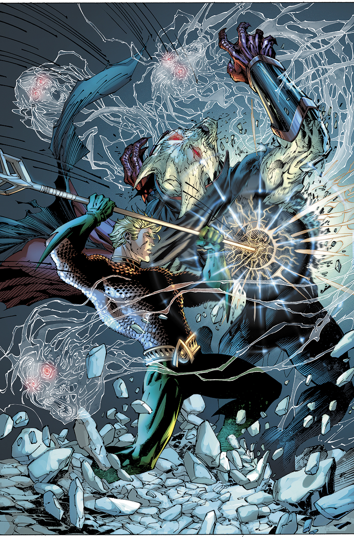 Justice League No.12 pg. 14 by sinccolor