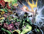 Green Lantern No. 20 Cover