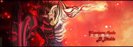 Yasutora Sado El Diablo Forum Signature by vinny142 on DeviantArt