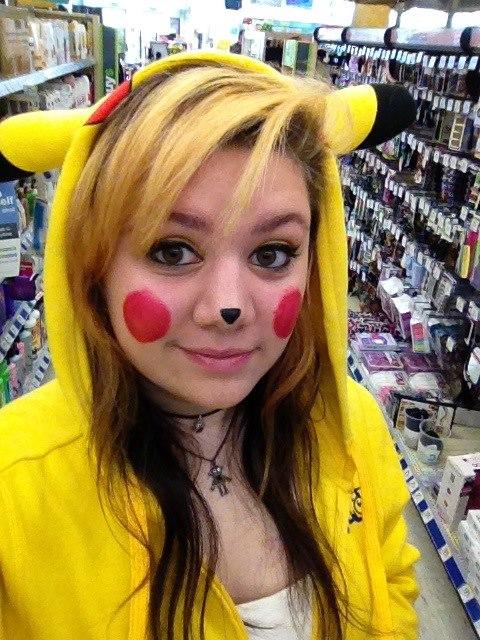 Pikachu XD by tintedslightly