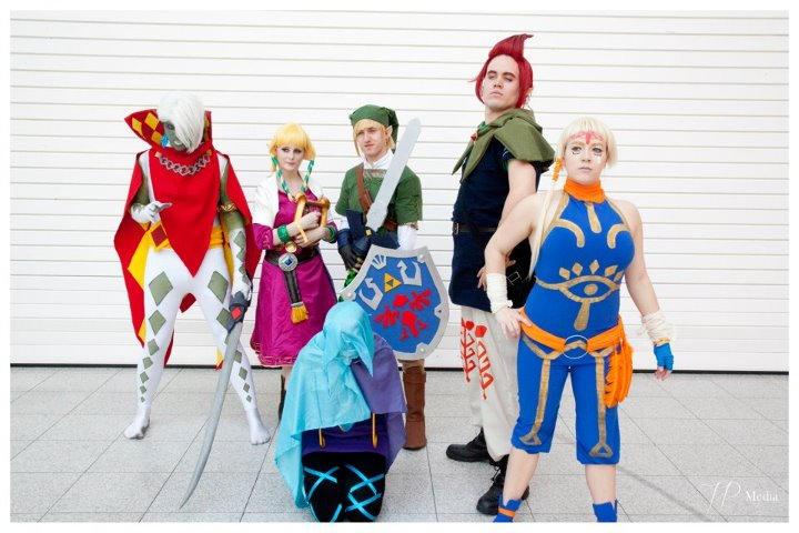 Skyward Sword Group