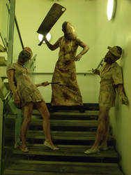 Butcher and Nurses
