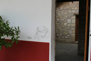graffiti by Dreikun