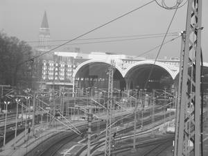 KIel Central Station