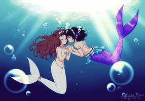 Mermaid Romance