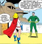 Power Girl Trap 13