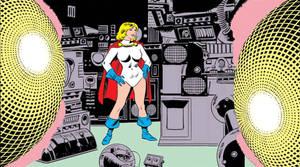 Power Girl Trap 01