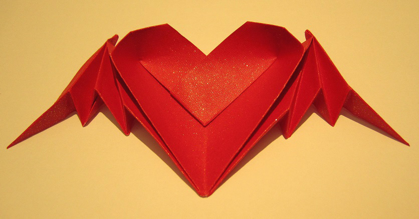 Valentine's Heart by BlueTF