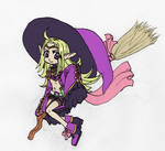 Nowi witch colored