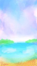 Background Practice by KayasaYT