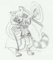 Rocket Strange by Dracold