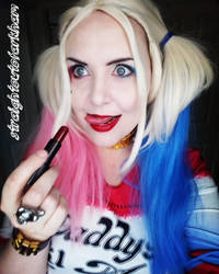 whole lotta crazy by HarleyQuinnAddict