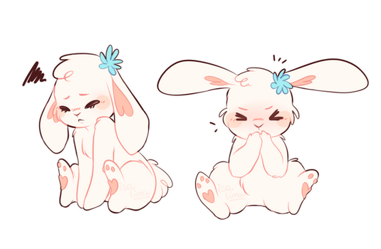 she sneezes~