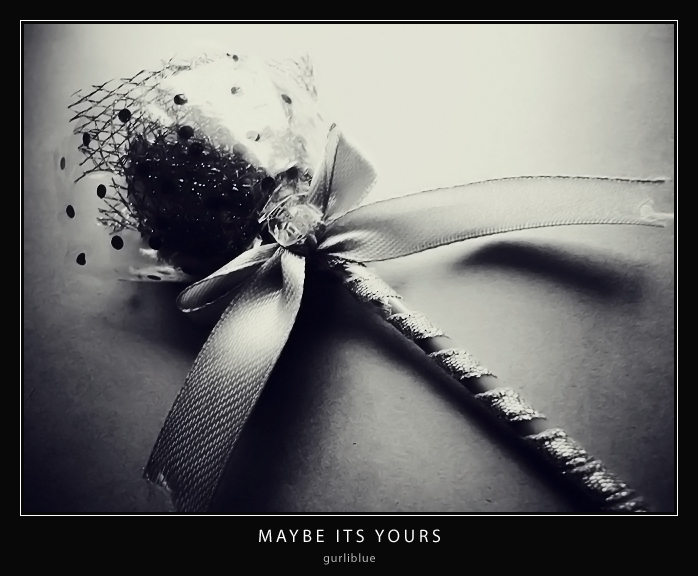 maybe by Gurlinblue