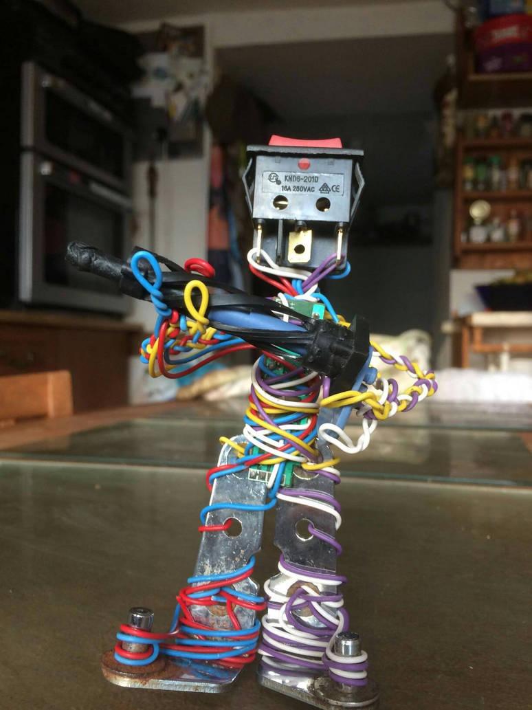 Switch Bot by Rosanna-Bradley