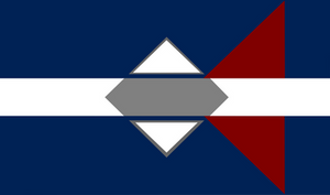 Lanyan Republic Flag