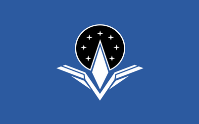 Flag of the Alliance of Free Stars