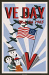 VE Day 1965 Poster