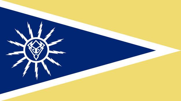 Alternate Flag of Buffalo, New York