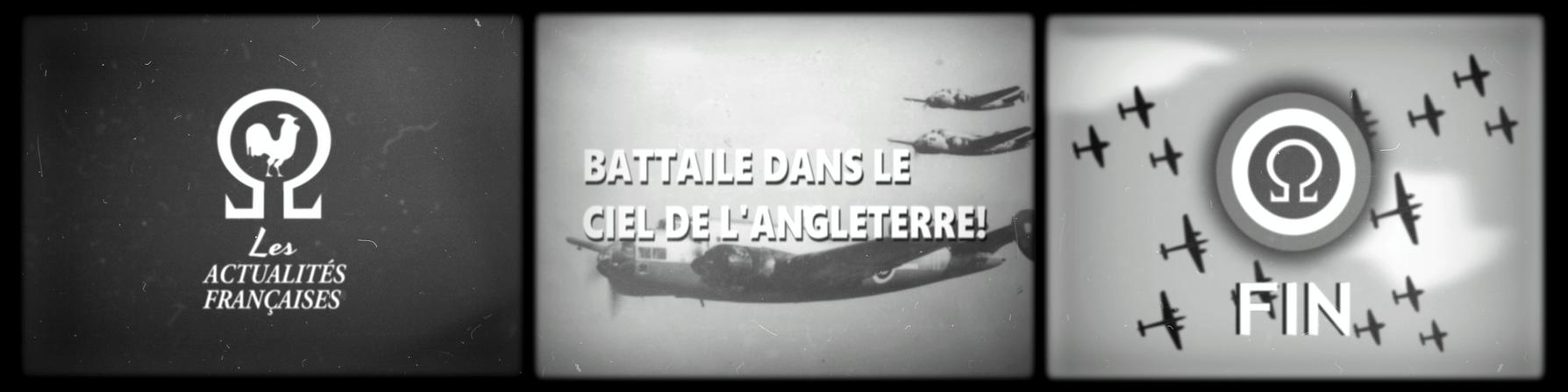 Battaile Dans Le Ciel De L'Angleterre! by KingWillhamII