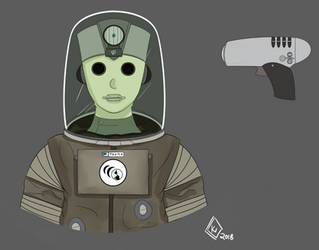 Invader From The Tenth Planet by KingWillhamII