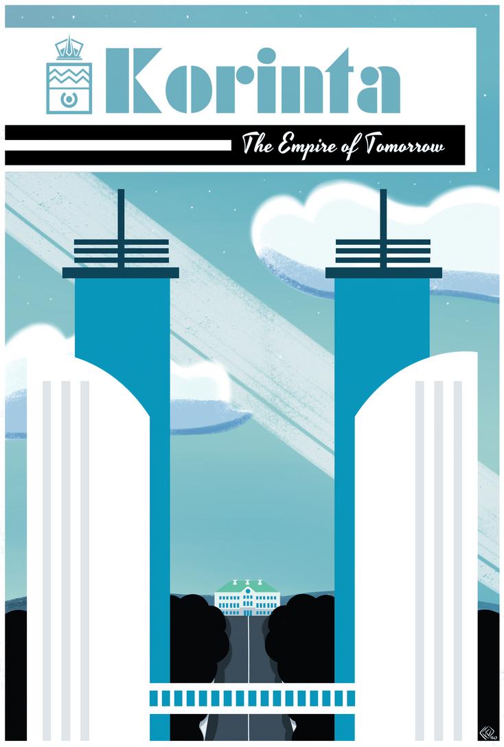 Korinta - The Empire of Tomorrow by KingWillhamII