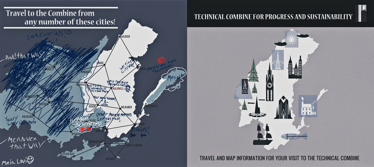 Technical Combine Travel Guide