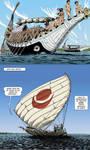 Emilia and the Amazons: Boats