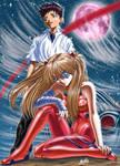 Evangelion - New Adam and Eve