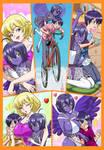 Tenshi, Echo and Setsuko