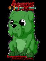 Beast Jake - AT and TT by RavenEvert