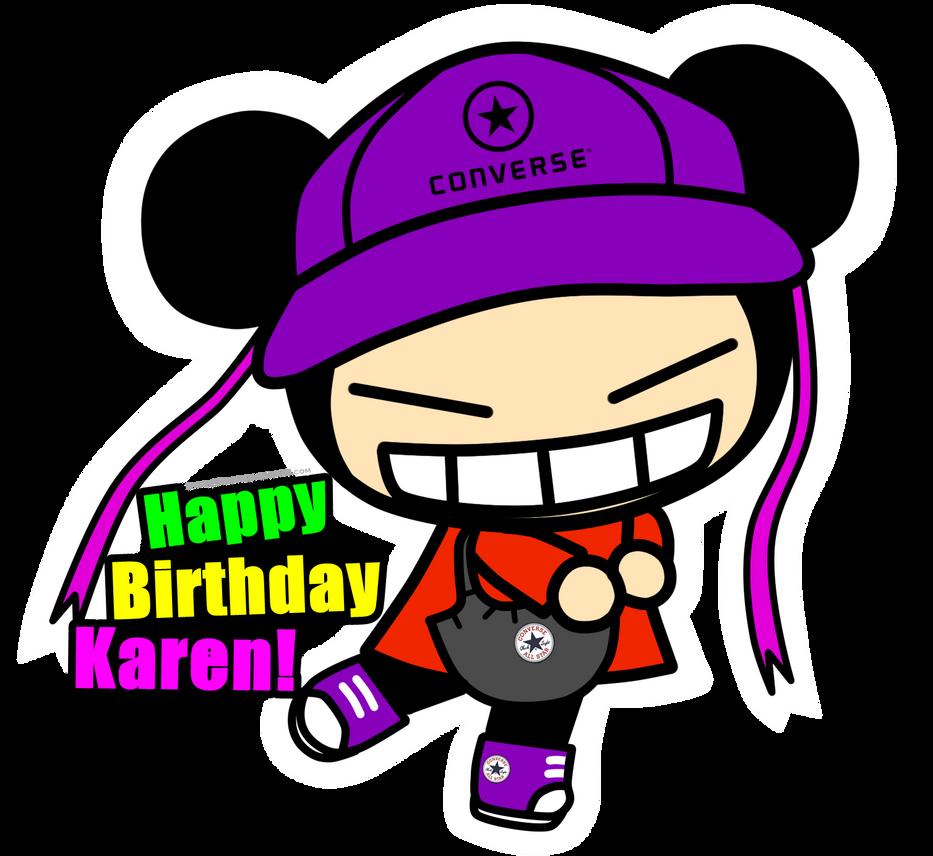 Happy Birthday Karen! By RavenEvert On DeviantArt