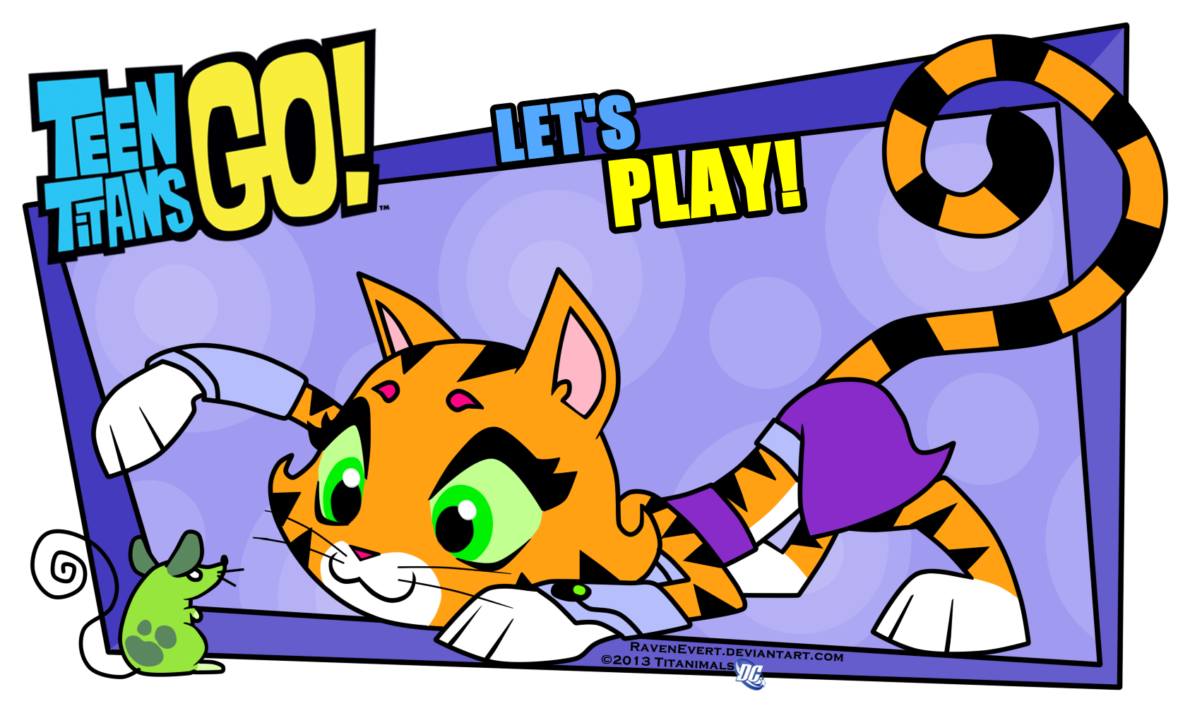 Let's PLAY! by RavenEvert
