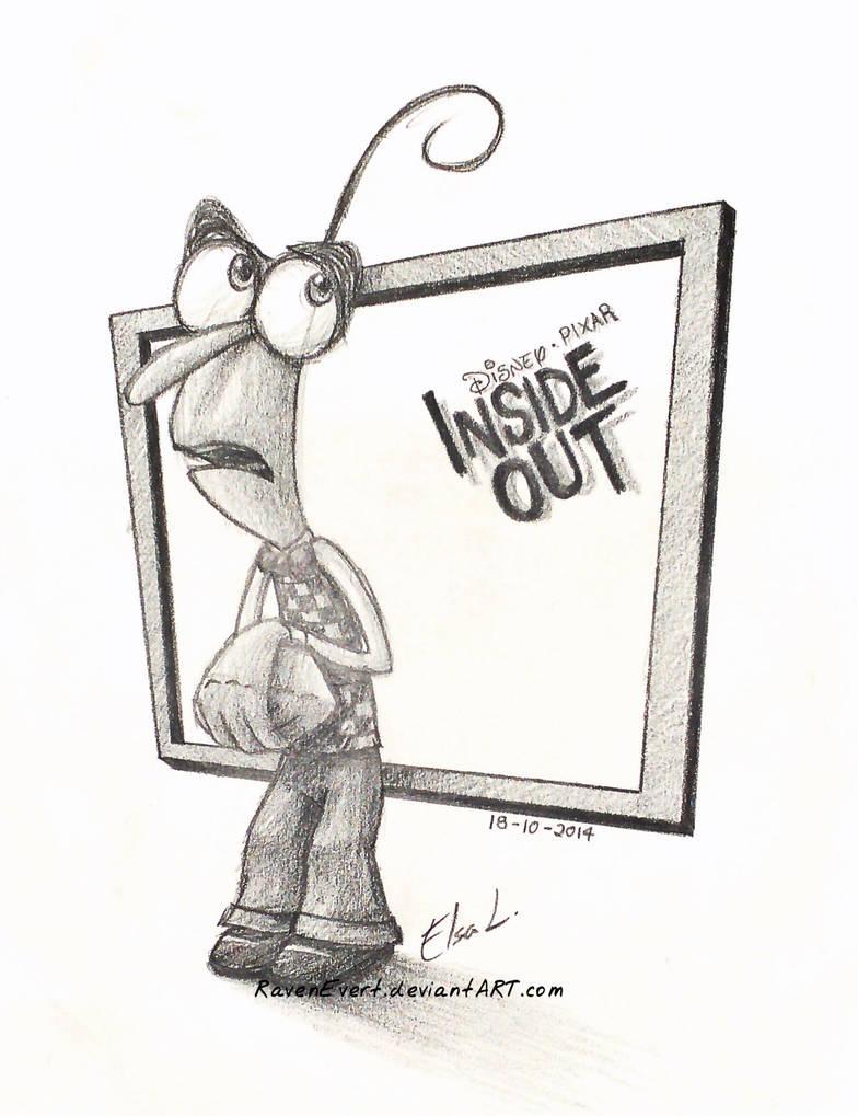 Fear - Inside Out by RavenEvert on DeviantArt
