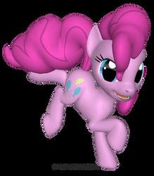 PinkiePie (3D Pony Creator)