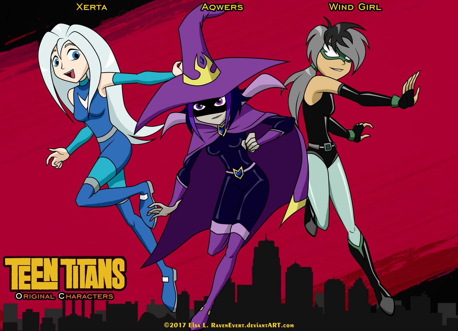 Teen Titans Oc 58
