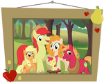Family Memory - The Perfect Pear