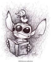 Stitch by RavenEvert