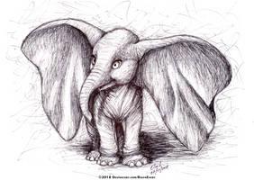 Dumbo by RavenEvert