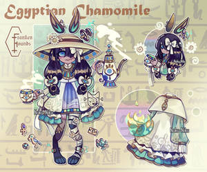 BUNNY TEA PARTY FH EVENT|EGYPTIAN CHAMOMILE CLOSED