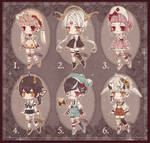 {CLOSED} Adoptable Set Price 22