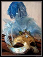 Mask by yhdenenkelinunelma