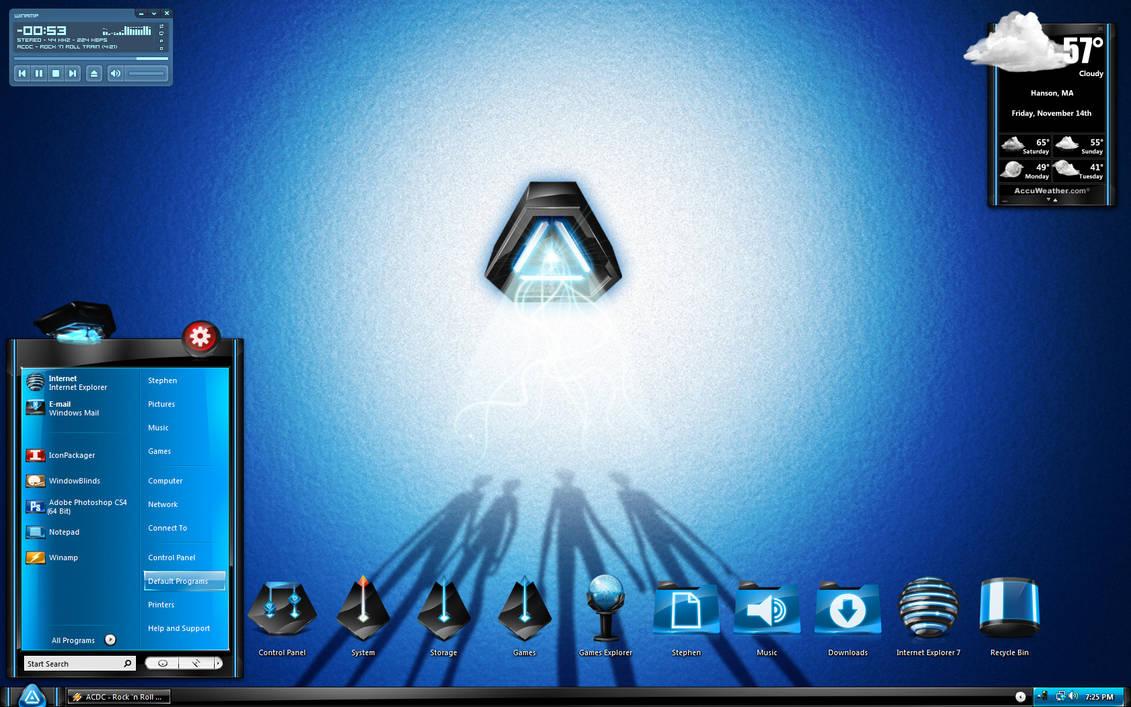 Desktop Nov. 14 2008