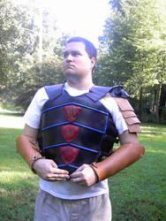Psyco Armor front