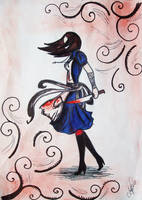 American McGee's Alice by Merira