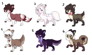 open 4/6 100 point pixel adopts